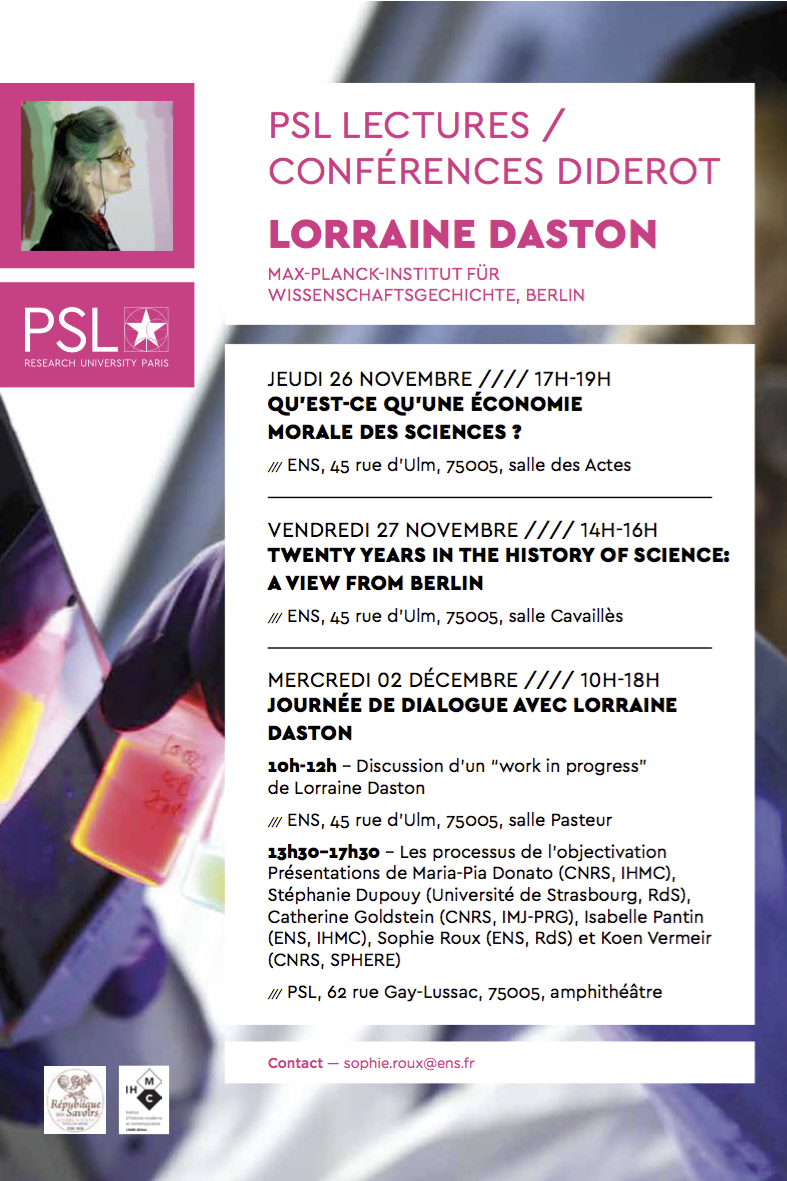 Affiche PSL-Lectures _ Confe?rence Diderot